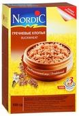 Nordic Хлопья гречневые, 550 г