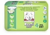 Muumi подгузники Baby 4 (7-14 кг) 23 шт.