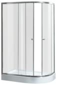 Душевой уголок Niagara NG 412011-14 L низкий поддон 117.5см*78см