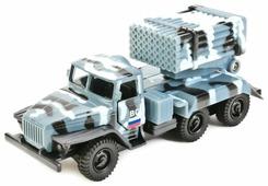 Ракетная установка ТЕХНОПАРК Урал Система Град (SB-15-35-M2-WB) 12 см