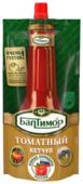 Кетчуп Балтимор Томатный с кусочками помидоров, дой-пак