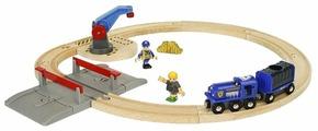 """Brio Стартовый набор """"Полицейский поезд с золотом"""", 33812"""