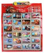 Электронный плакат Умка Правила дорожного движения Disney Тачки