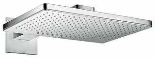 Верхний душ встраиваемый AXOR ShowerSolutions 35280000 хром