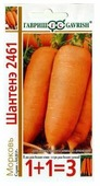 Семена Гавриш 1+1=3 Морковь Шантенэ 2461 4 г