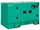 Дизельный генератор Cummins C8 D5 в кожухе с АВР (6000 Вт)