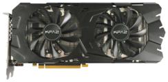 Видеокарта KFA2 GeForce GTX 1070 1594Mhz PCI-E 3.0 8192Mb 8000Mhz 256 bit DVI HDMI HDCP EXOC SNPR