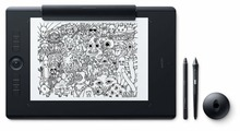 Графический планшет WACOM Intuos Pro Large Paper Edition (PTH-860P-R)