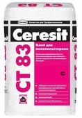 Строительная смесь Ceresit CT 83