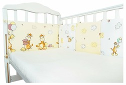 Сонный Гномик бортики-подушки Жирафик