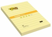 Post-it Блок Classic, 102х152 мм, канареечно-желтый, 100 штук (660)