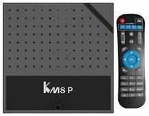 Медиаплеер MECOOL KM8 P 1Gb+8Gb