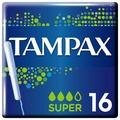 TAMPAX тампоны Super