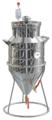 Мини-пивоварня Добрый Жар ЦКТ 46 литров