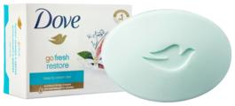Крем-мыло кусковое Dove Инжир и лепестки апельсина