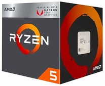 Процессор AMD Ryzen 5 Raven Ridge