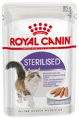 Корм для стерилизованных кошек Royal Canin для профилактики МКБ 85 г (паштет)