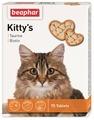 Добавка в корм Beaphar Kitty's Taurine + Biotin