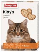 Добавка в корм Beaphar Kitty s Taurine + Biotin