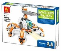 Конструктор Wange Advanced Military 55172 Космический дозор. Страж