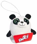 Игрушка-брелок Fancy Глазастик Панда 8 см