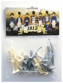 Набор фигурок Биплант Армия 1812 года