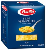 Barilla Вермишель Filini Vermicelles n.30, 500 г