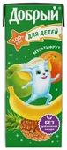 Сок Добрый для детей Мультифрут, без сахара