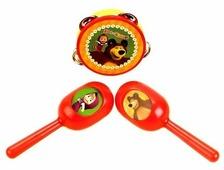 Играем вместе набор инструментов Маша и Медведь 1603M122-R