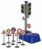 Dickie Toys Светофор и дорожные знаки 3741001