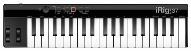 MIDI-клавиатура IK Multimedia iRig Keys 37