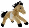 Мягкая игрушка Fancy Пятнистая лошадь 22 см
