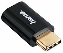 Разъем HAMA microUSB - USB Type-C (00178399)