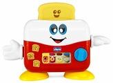 Интерактивная развивающая игрушка Chicco Тостер