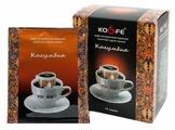 Молотый кофе KO&FE Колумбия, в дрип-пакетах