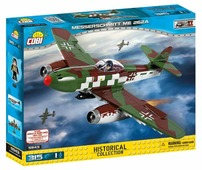 Конструктор Cobi Small Army World War II 5543 Истребитель Messerschmitt ME 262A