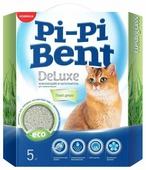 Наполнитель Pi-Pi-Bent Deluxe Fresh Grass (5 кг)