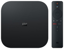 Медиаплеер Xiaomi Mi Box S 4K - 2018 (International Version) MDZ-22-AB