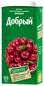 Нектар Добрый Яблоко-Черноплодная рябина-Вишня