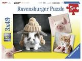 Набор пазлов Ravensburger Счастливые животные (08028)