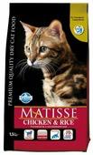 Корм для кошек Farmina Matisse с курицей и с рисом