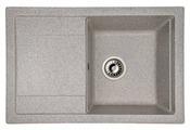 Врезная кухонная мойка BaltGran B7450 73.5х50см искусственный гранит