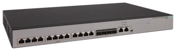 Коммутатор Hewlett Packard Enterprise OfficeConnect 1950 12XGT 4SFP+ Switch