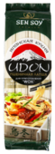 Лапша Sen Soy Японская кухня Udon пшеничная для приготовления Wok 300 г