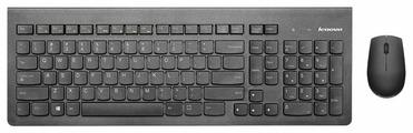 Клавиатура и мышь Lenovo 500 Combo GX30N71807 Black USB