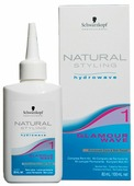 Schwarzkopf Professional Комплект для химической завивки Natural Styling Glamour 1