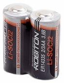 Батарейка ROBITON ER14335 2/3АА
