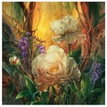 "Color Kit Картина по номерам ""Пион"" 40х40 см (CF005)"