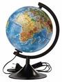 Глобус физический Globen Классик 210 мм (К012100009)