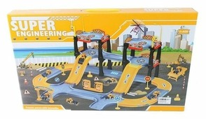 Наша игрушка Игровой набор Дорожные работы P2029